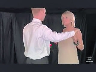 Blonde Dancing MILF