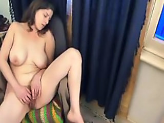 Amateur Big Tits Brunette Bus Hairy Masturbating Natural Pussy Solo Young