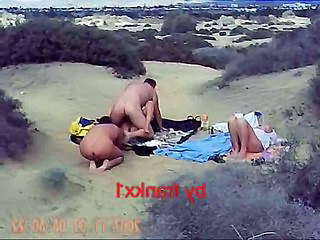 Groupsex Hardcore Outdoor