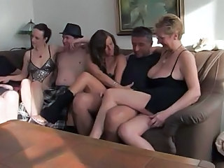 Groupsex Swingers