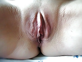 Close up Pussy Squirt