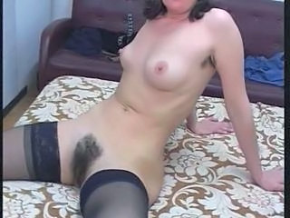 Amateur Hairy Homemade Orgy Stockings