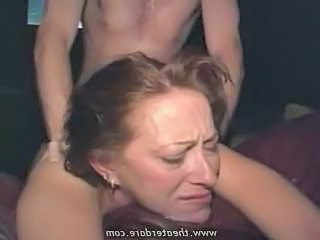 Amateur Homemade Pain Public