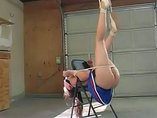 Bondage Cheerleader