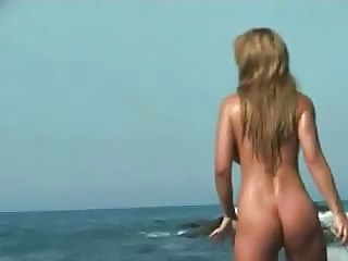 Amazing Ass Beach Nudist
