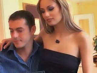 Amazing Cuckold European Wife