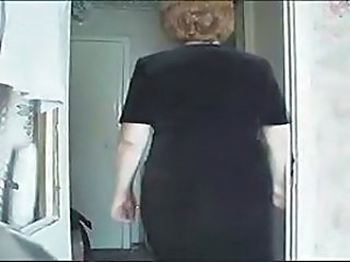 Amateur Granny Fucks the Boy