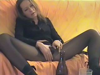 Amateur Mature Pantyhose Pornstar Smoking