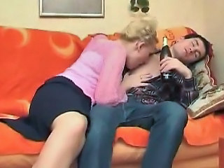Blonde Drunk Hardcore Mature Russian