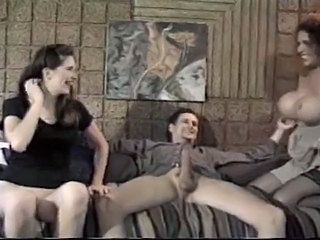 Big Tits Groupsex Threesome Vintage