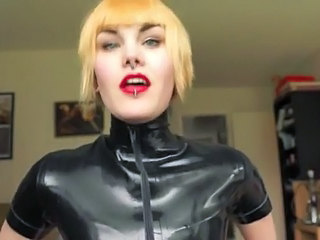 Fetish Rubber Gaatjies