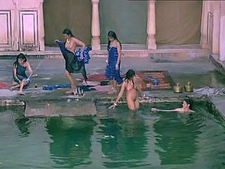 Amateur Indian Outdoor Pool