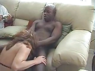 Blowjob Interracial MILF Wife