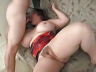 Big Tits Blowjob Chubby Hairy Natural