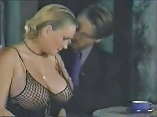 Big Tits Fishnet MILF Natural Vintage