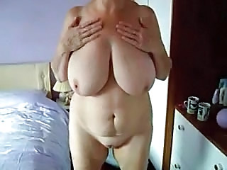 Big Tits  Mature Shaved Voyeur