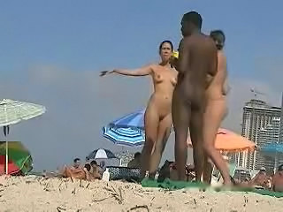 Amateur Beach Nudist Outdoor