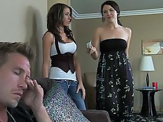 Brunette Family Pornstar Sister Wife Young