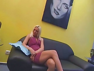 Amateur Blonde Europeaan Duits
