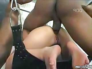 Anal Close up Japanese Threesome