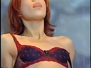 Fisting Lingerie Redhead