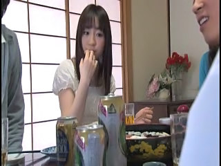 Asian Cute Groupsex Kitchen Sister
