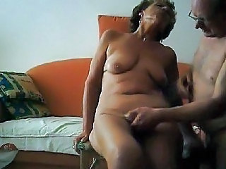 real orgasm of a 64yo granny