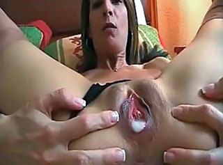 Creampie Mom Pussy Shaved