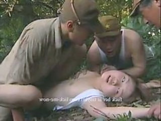 Army Asian Forced Gangbang Groupsex Outdoor Young