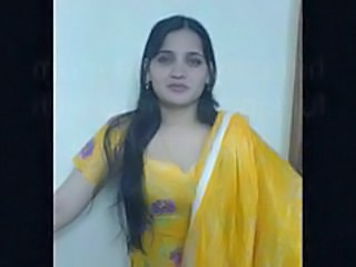 Amateur Indian Long hair