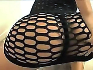 Ass Fishnet