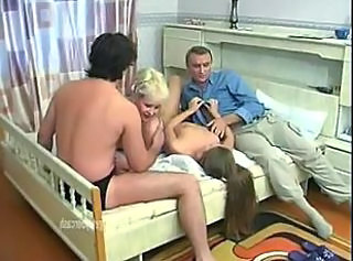 Amateur Blonde Brunette Family Mature