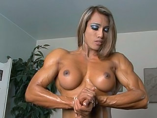 Amazing Asian MILF Muscled Thai