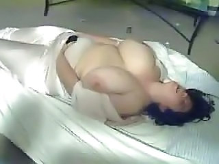 Amateur BBW Big Tits Masturbating Orgasm