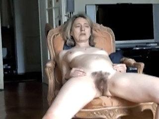 Amateur Hairy Mature Small Tits