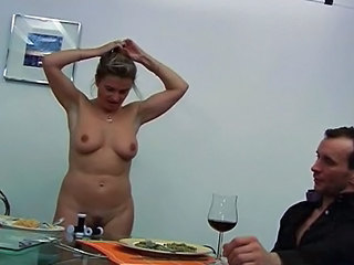 Drunk French Mature