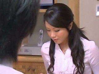 Asian Brunette Cute Japanese Teen