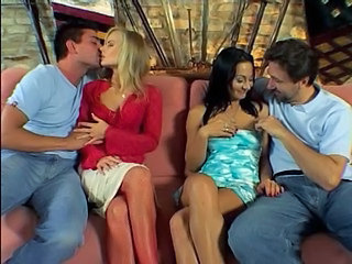 Amazing Groupsex MILF Swingers