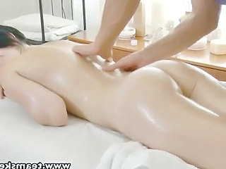 Ass Japanese Massage Oiled