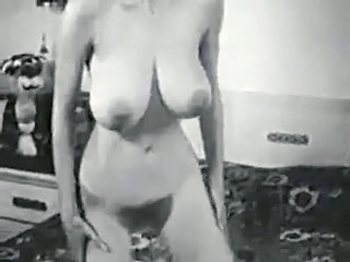 Big Tits Hairy Vintage Wife