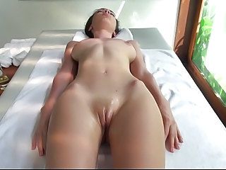 Amateur Asian Massage Pussy Shaved Skinny Small Tits Teen