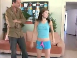 Babysitter Cute Skinny Small Tits Teen