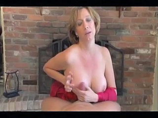Mature Natural Tits job