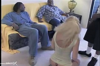 Gangbang Groupsex Interracial Wife