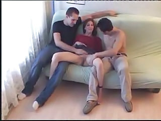 French Threesome