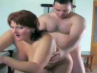 Amateur Big Tits Chubby Doggystyle Mature Redhead