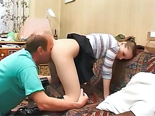 Ass Brunette Cute Licking Old and Young Skinny Teen Young