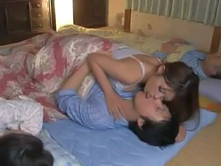 Cute Japanese Kissing Teen