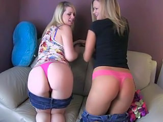 Ass Blonde Cute Daddy Daughter Panty