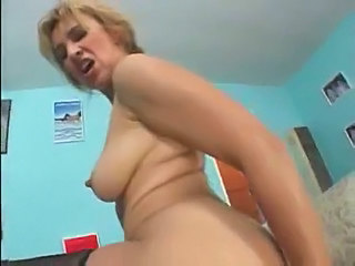 Anal Blonde Mom Small Tits